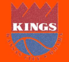 Kansas City Kings Vintage Kids Clothes