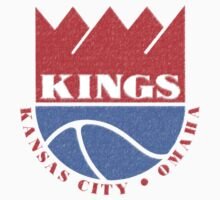 Kansas City Kings Vintage by vintagesports