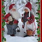 Christmas - poster2 by Maj-Britt Simble