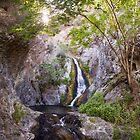 Waterfall, Mine. by Mark Ramstead