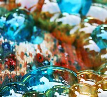 Colorful Bubbles by Christopher Herrfurth