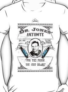 Dr. Jones' Antidote- Indiana Jones T-Shirt