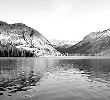 Tenaya Lake - Yosemite National Park by Harry Snowden