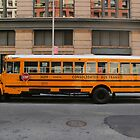 School Bus by axemangraphics