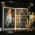 Store window, Buenos Aires by Maggie Hegarty