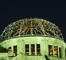 Hiroshima Peace Dome #9 by axemangraphics