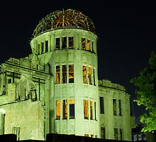 Hiroshima Peace Dome #11 by axemangraphics