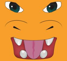 Charizard Angry Face by ReZourceman