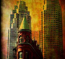 Juxtaposition by Margi