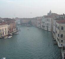 Venice Grand Canal by vickysphotos