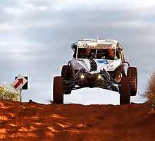 Car 119 - Finke 2011 Day 1 by Centralian Images