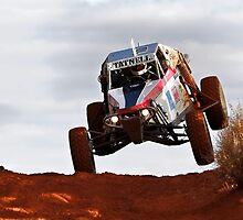 Car 10 - Finke 2011 Day 1 by Centralian Images