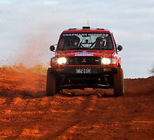 Car 871 - Finke 2011 Day 1 by Centralian Images