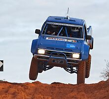 Car 532 - Finke 2011 Day 1 by Centralian Images