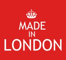 Made In London by Michael Dang