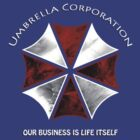 Resident Evil Umbrella corporation design by its-mr-towel