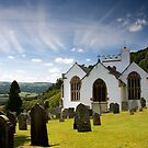 Selworthy Village Church, Exmoor by David-J