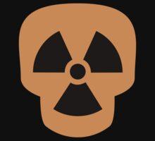 Radiation Skull by SymbolGrafix