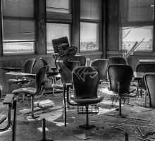 School is NOT in Session by Chris Pugh