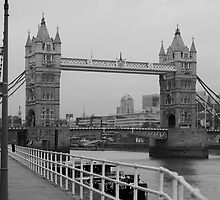 Tower Bridge by Oliver Rice