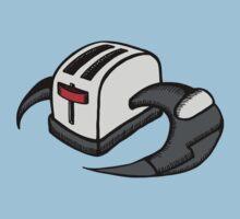 Frakking Toasters by sixtybones