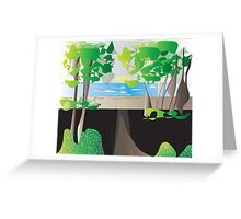 Lakeview Greeting Card