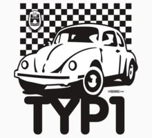 "VW Beetle ""Typ1"" by Robin Lund"