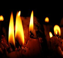 Dark Candles by SimonEspinal