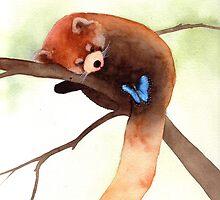 """Sleepy Eyes"" by Ray Shuell"