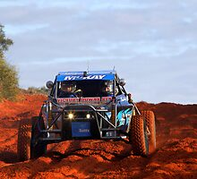 Car 282 - Finke 2011 Day 1 by Centralian Images