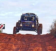 Car 41- Finke 2011 Day 1 by Centralian Images