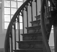 Stairway to heaven! by Stephanie Owen