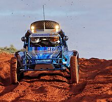Car 277 - Finke 2011 Day 1 by Centralian Images