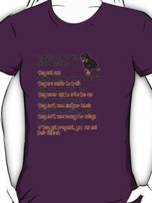 Dogs Are Better Than Children T-Shirt