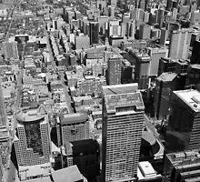 Yonge St, Toronto by jezza323