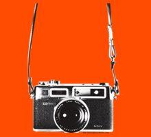 Vintage 35mm Rangefinder Camera Yashica Electro 35 GSN Kids Clothes