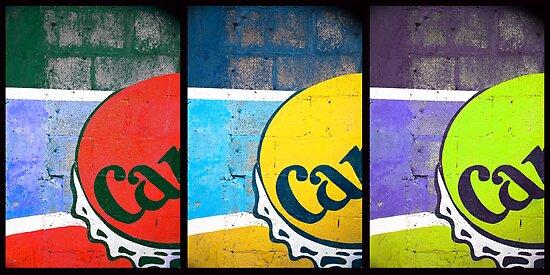 Carib Beer Art by Alanqpr