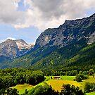 German Farm by Daidalos