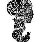 Snail Mask by Roy Guzman