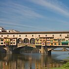 Ponte de Vecchio, Florence by Alanqpr