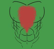 BLANKA MUSCLE TEE by Keez