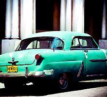 Chevrolet - Havana Vieja by kaldis
