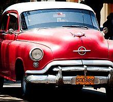 Chevrolet2 - Havana Vieja by kaldis