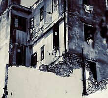 Architecture - Havana Vieja, Cuba by kaldis