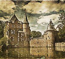 Burg Satzvey by Denise Abé