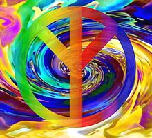 Peace and Harmony by Elenne Boothe