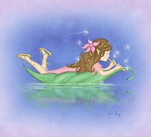 Fira the Firefly Elf by Amanda Francey