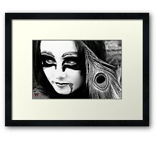 Seen it before, if seeing is believing Framed Print