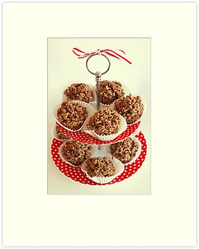 Chocolate Crackles by Sarah  Mac