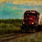 The Soo Express by sundawg7